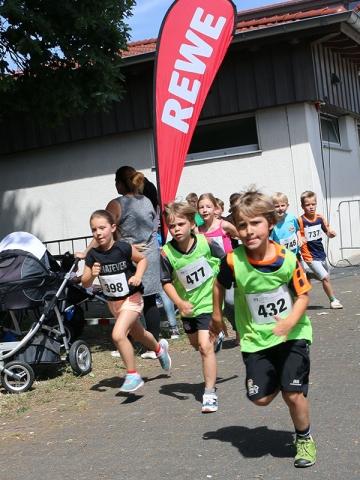 Schülerlauf: Erste Runde