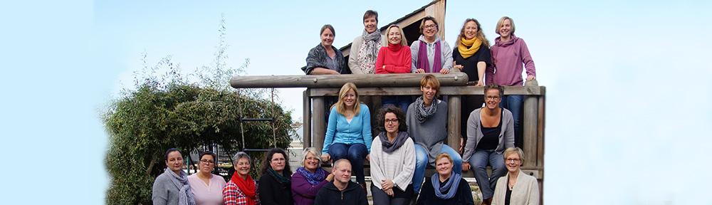 Menschen der Montessorischule Salzkotten